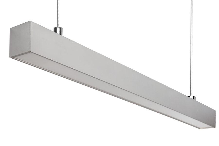 Подвесной торговый светодиодный светильник