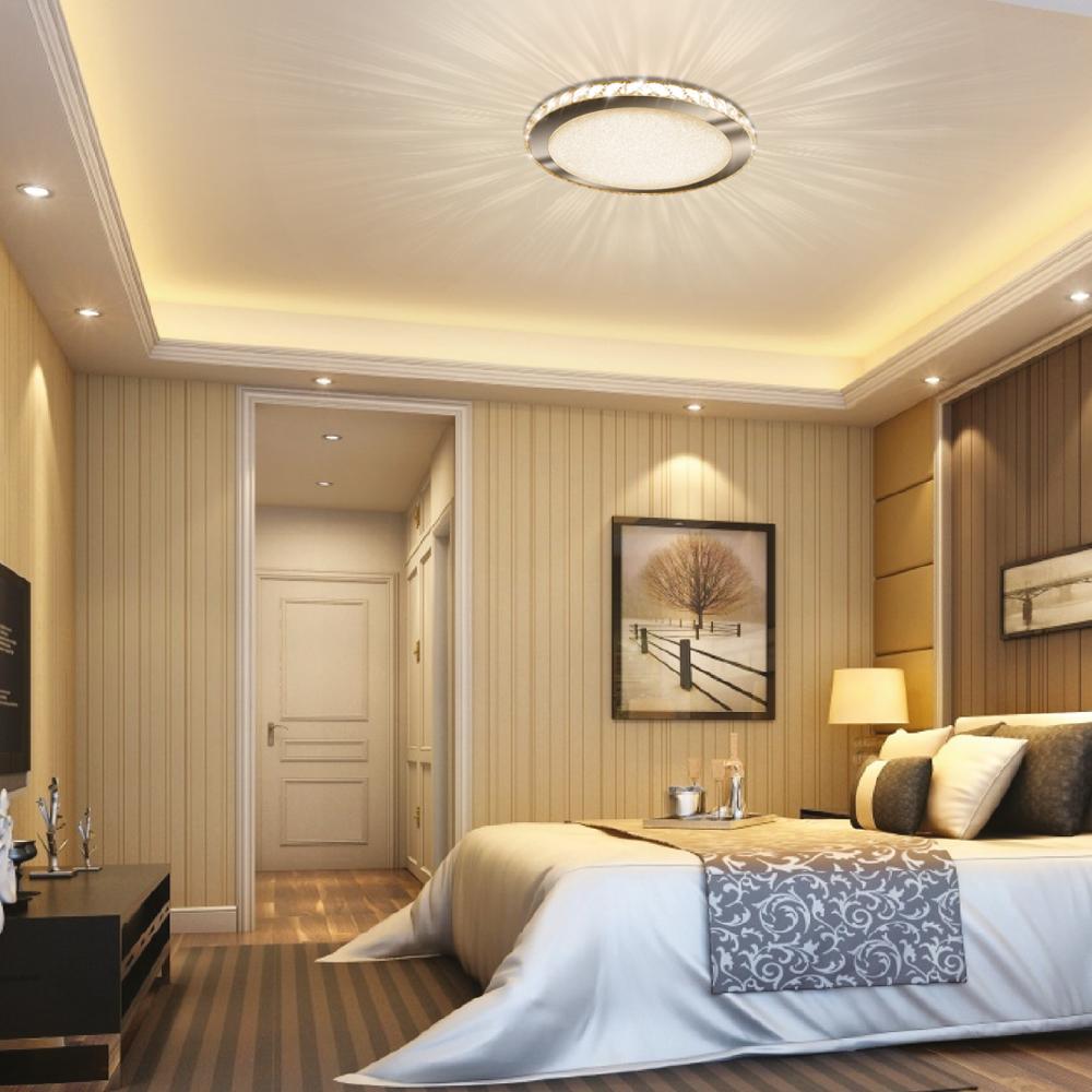 Декоративные LED-светильники в интерьере