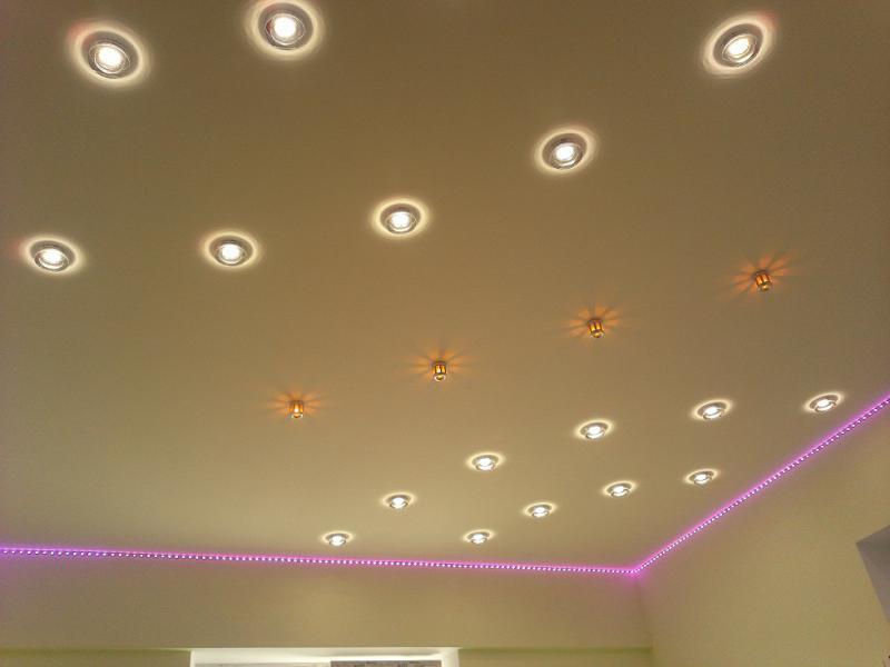 Лампы для встраиваемых светильников